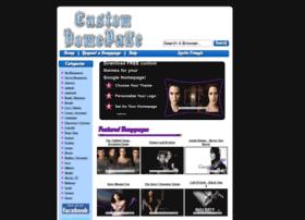 Customhomepage.com thumbnail