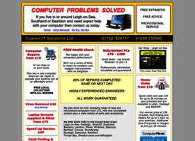 Customitsolutions.co.uk thumbnail