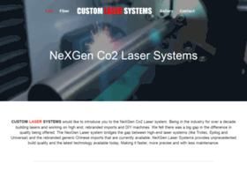 Customlasers.co.uk thumbnail