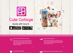 Cutecollage.co thumbnail