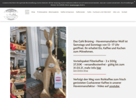 Cuxhavener-kaffeeroester.de thumbnail