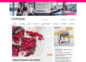 Cvicte.sk thumbnail