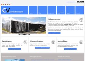 Cvprotection.fr thumbnail