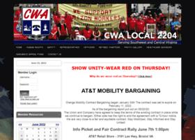 Cwalocal2204.org thumbnail