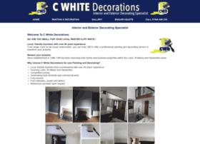 Cwhitedecorations.co.uk thumbnail
