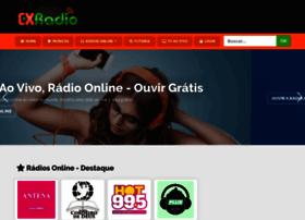Cxradio.com.br thumbnail