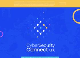 Cybersecurityconnectuk.com thumbnail