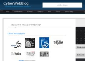 Cyberwebblog.com thumbnail
