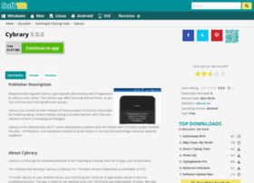 Cybrary-learn-cyber-security.soft112.com thumbnail