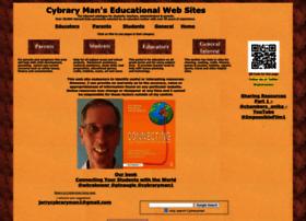 Cybraryman.com thumbnail