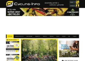 Cycling-info.cz thumbnail
