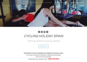 Cyclingholidayspain.net thumbnail