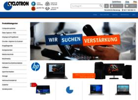 Cyclotron.de thumbnail