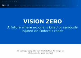 Cyclox.org thumbnail