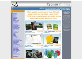 Cygnusprinting.co.uk thumbnail