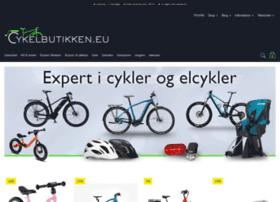 Cykelbutikken.eu thumbnail