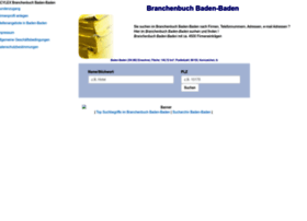 Cylex-branchenbuch-baden-baden.de thumbnail