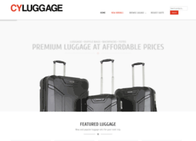 d6469a4ef CY Luggage – Premium Luggage at Affordable Prices. Cyluggageinc.com  thumbnail