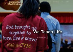 Cymm.org thumbnail