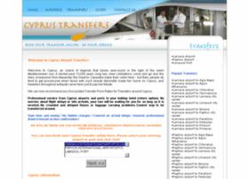 Cyprusairporttransfers.com thumbnail