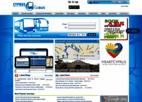 Cyprusbybus.com thumbnail