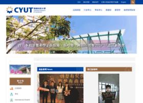 Cyut.edu.tw thumbnail