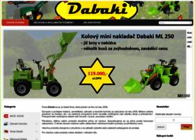 Dabaki-eshop.cz thumbnail