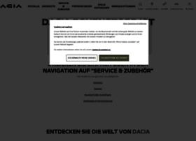 Dacia-boxenstopp.at thumbnail