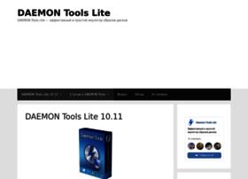 Daemontools-lite.ru thumbnail