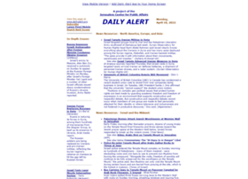 Dailyalert.org thumbnail