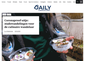 Dailycappuccino.nl thumbnail