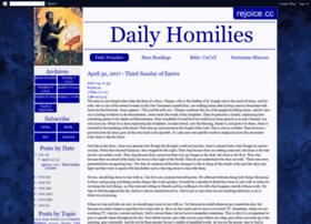 Dailyhomilies.org thumbnail