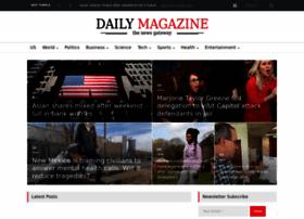 Dailymagazine.news thumbnail