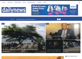 Dailynewslive.co.zw thumbnail
