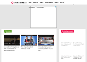 Dailysiasat.pk thumbnail