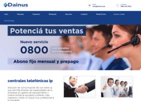Dainus.com.ar thumbnail