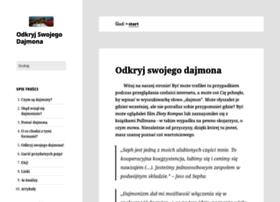 Dajmony.info thumbnail