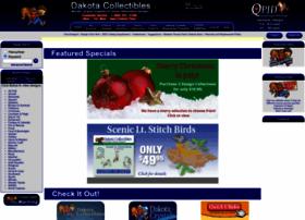 Dakotacollectibles.com thumbnail