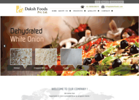 Dakshfoods.com thumbnail