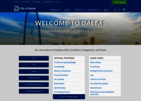 Dallascityhall.com thumbnail