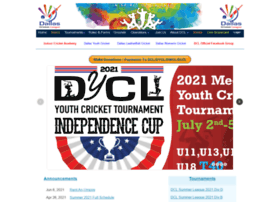 Dallascricket.net thumbnail