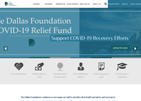 Dallasfoundation.org thumbnail