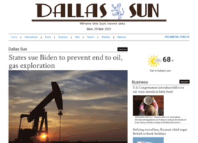 Dallassun.com thumbnail
