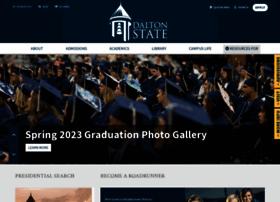 Daltonstate.edu thumbnail