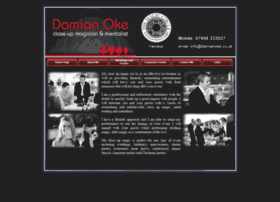 Damianoke.co.uk thumbnail