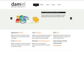 Damiel.org thumbnail