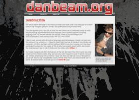 Danbeam.org thumbnail