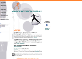 Dancenotation.org thumbnail