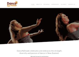 Dancenzmade.co.nz thumbnail
