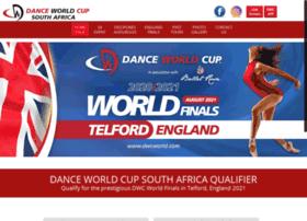 Danceworldcup.co.za thumbnail